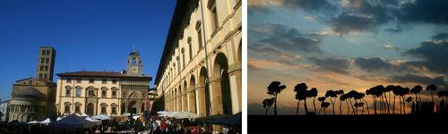Arezzosunset
